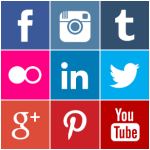 6 Social Media Buttons That Should Be Added To Your Site
