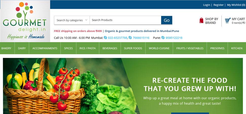 CS-Cart Store Development for Gourmet Delight