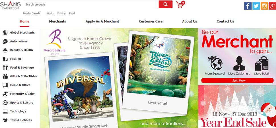cs cart responsive theme development for shangmarket