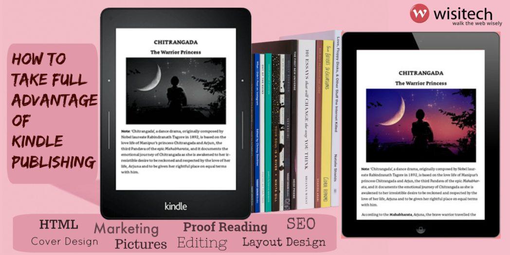 how to do kindle publishing
