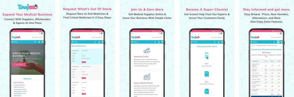 Tawjeed – Hire App Development Company