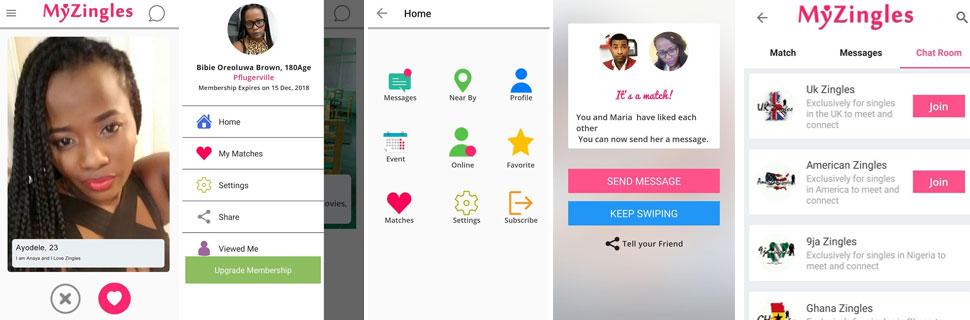 My Zingles – Mobile App Development Company in India