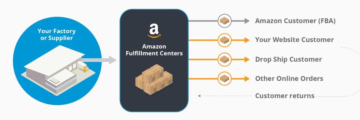 Amazon Shipping Plan