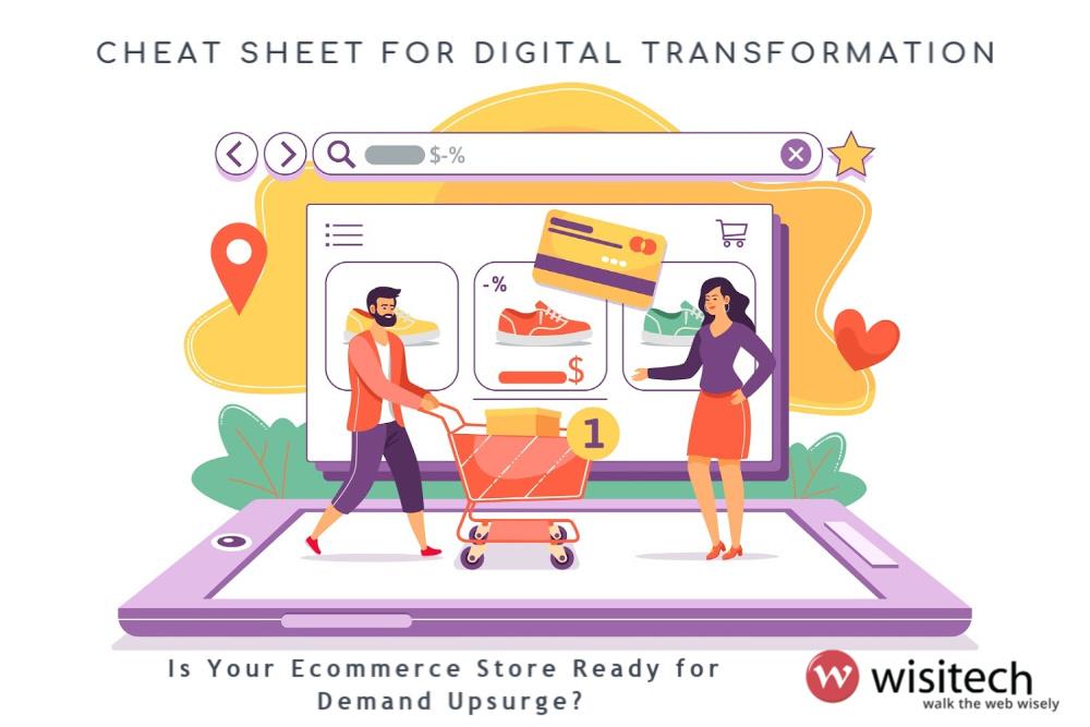 cheat sheet for digital transformation