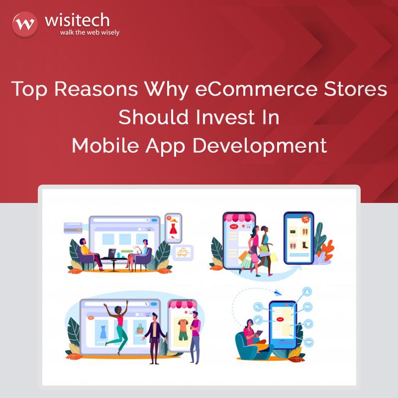 eCommerce mobile app development service