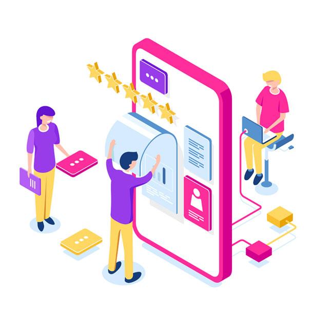 ecommerce web design development