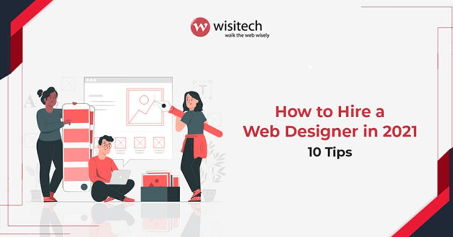 Hire Web Designer in Delhi India